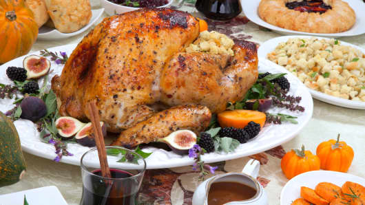 Thanksgiving Meal To Gobble Up Less Money This Year