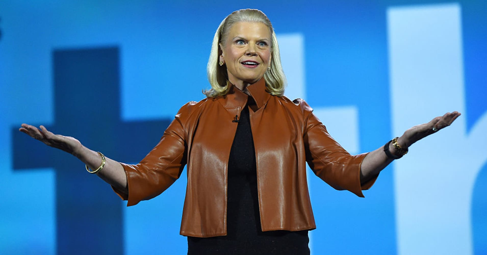 IBM shareholders criticize Rometty salary