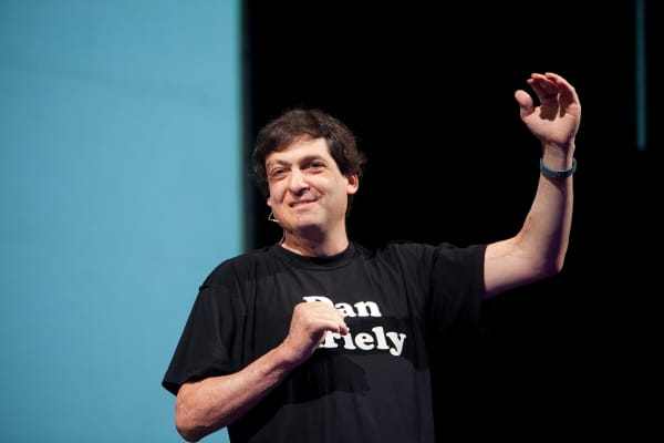 Dan Ariely, behavioral economist and psychologist.