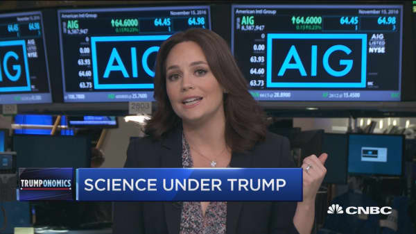 Trump and the future of U.S. science