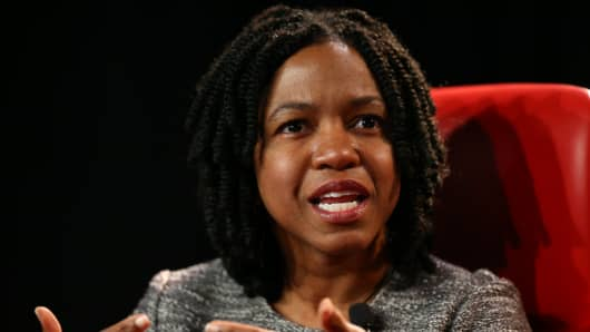 Stacy Brown-Philpot, CEO of TaskRabbit.