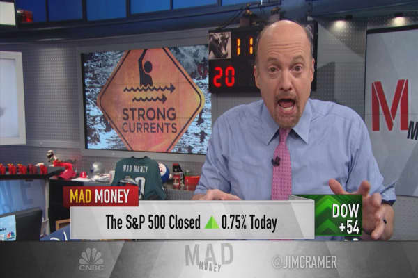 Cramer thinks this was the most bullish day yet for the Trump rally