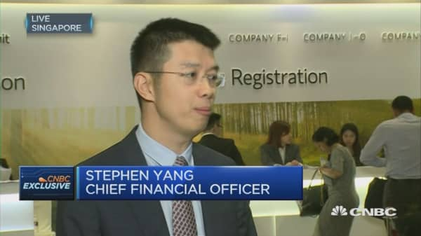 A beneficiary of consumption-led growth in China?