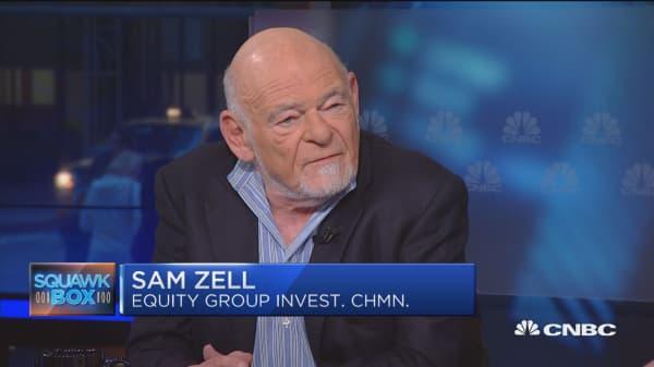 Sam Zell: Trump a 'significant' force
