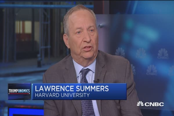 Trump's working class promise may not work: Summers