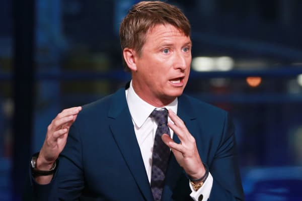 Jonathan Bush, co-founder, Chief Executive Officer, and President of Athenahealth.
