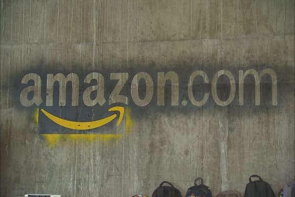 Amazon sues counterfeit sellers for first time
