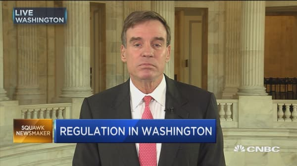 Sen. Warner: Dems head back to the drawing board