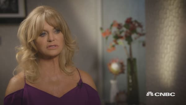 Best 13 years I've ever spent: Goldie Hawn on Hawn Foundation