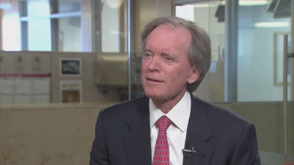 Bill Gross expects Trump to be one-termer