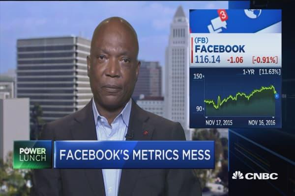 Facebook's metrics mess