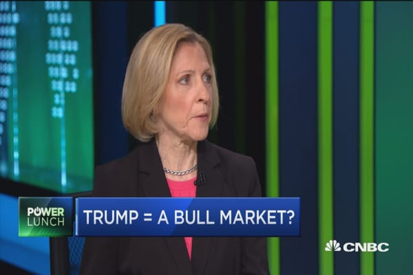 Does a Trump administration equal a bull market?