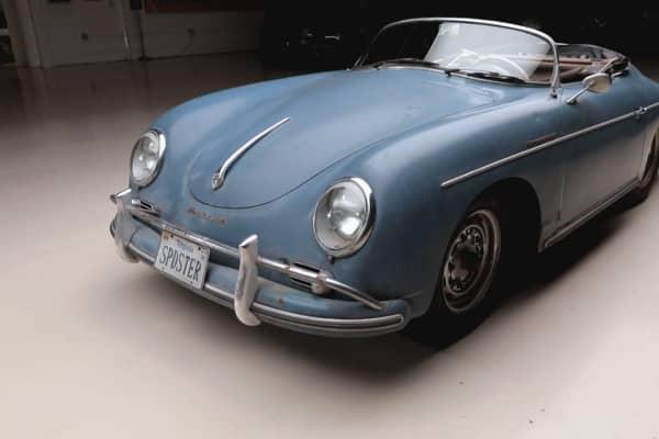 Jerry Seinfeld's 1958 Porsche 356 A Speedster.