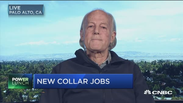 'New collar jobs' for the future