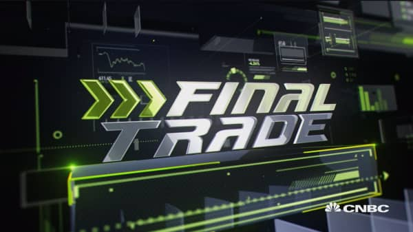 Final Trade: NIKE, RL & more