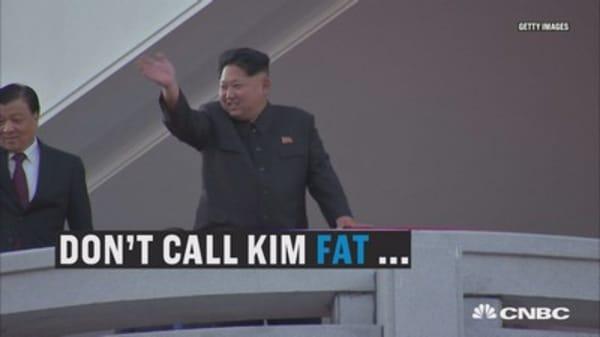Is China censoring Kim Jong-Un's nicknames?