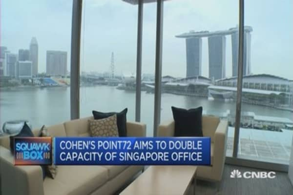 Steve Cohen makes a bet on Asia