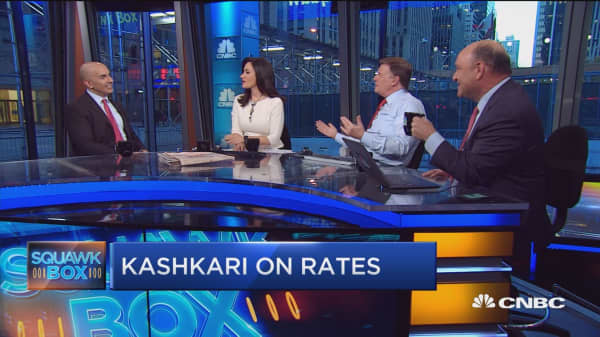 Kashkari: There is room to run, but reserving judgement