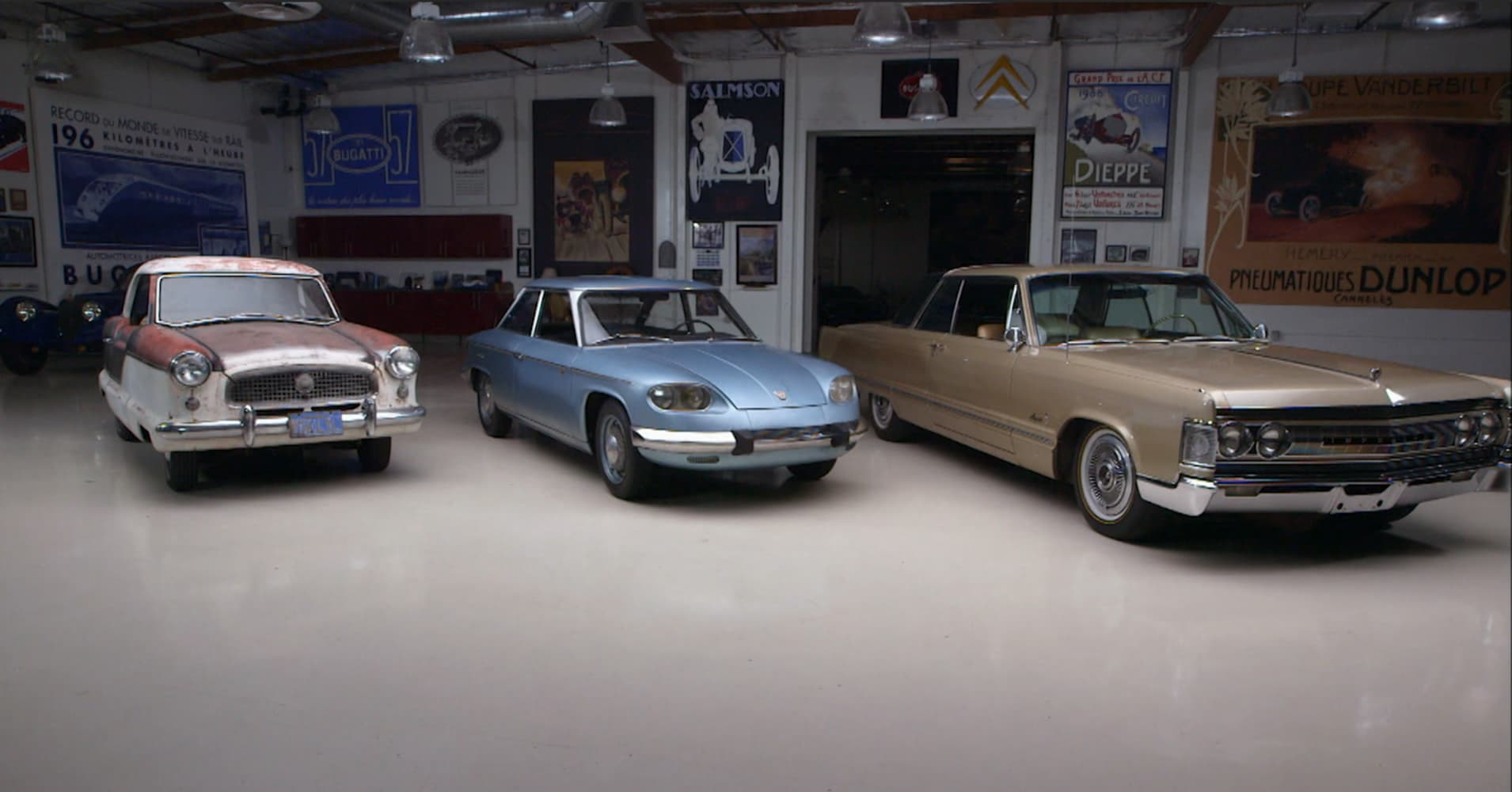 Which of these 3 original classic cars appreciated best