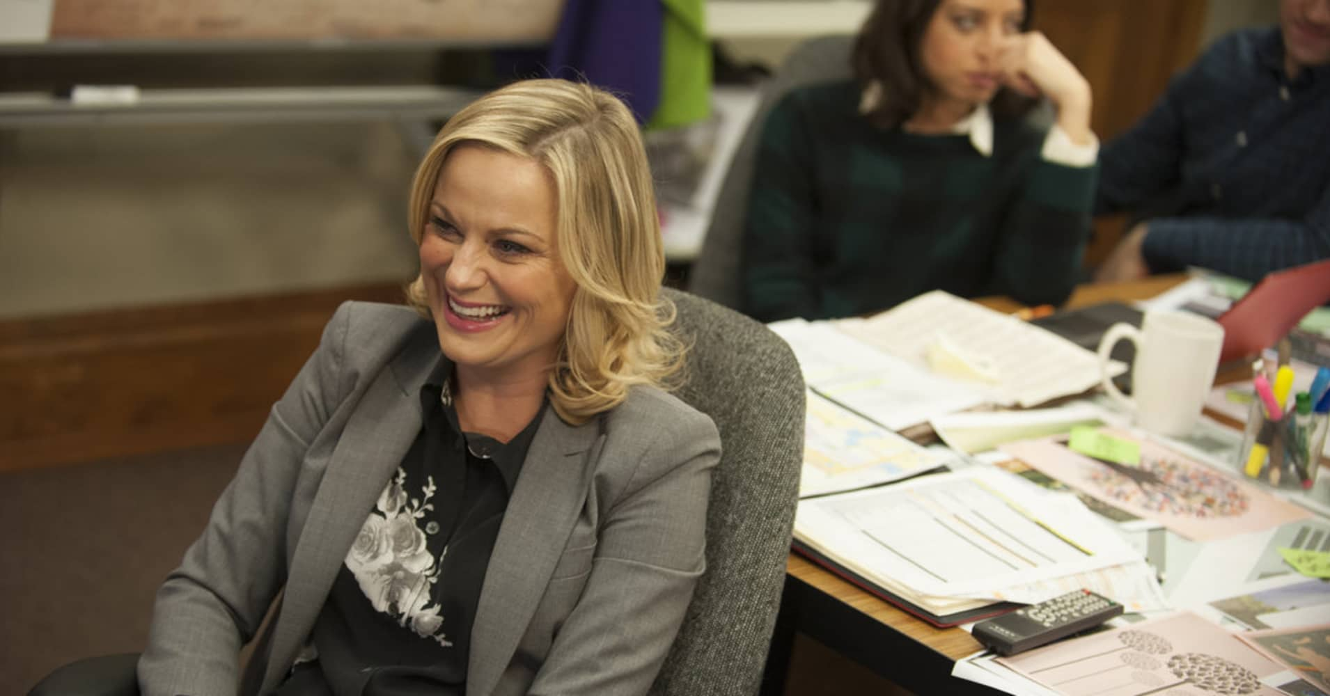 Leslie Knope of NBC's 'Parks and Recreation' is, by most standards, a great boss.