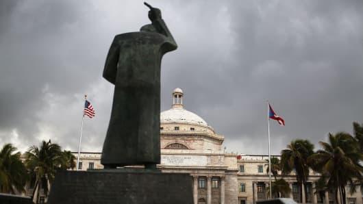 Puerto Rican Capitol