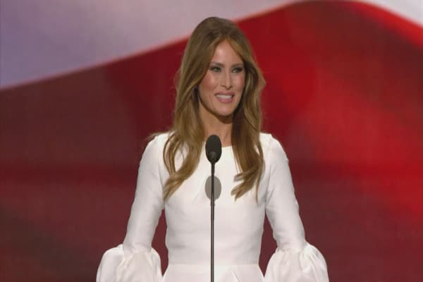 Melania Trump revises her educaiton in bio