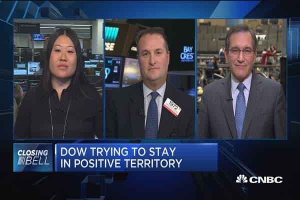 CBX: Markets absorbing good economic data