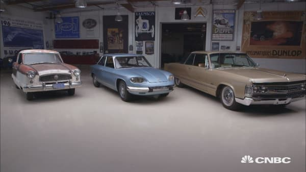 Do old, unrestored cars still have value?