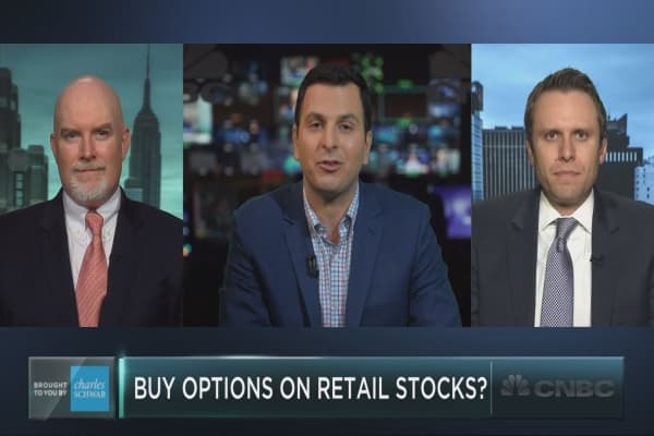 Goldman: Big moves are ahead for retail socks