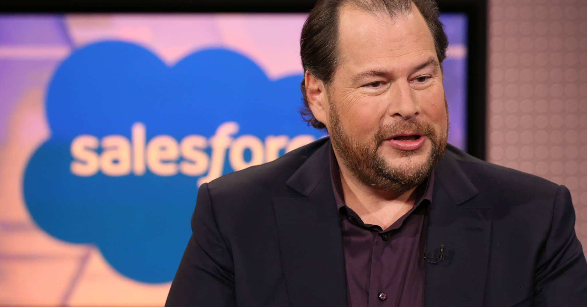Marc Benioff, Oprah and 3 other business leaders say this habit is key to their success