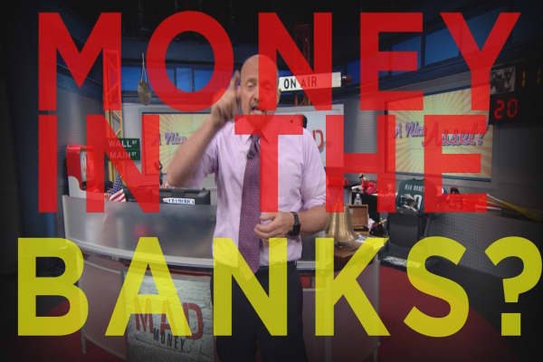 Cramer Remix: Why the bank stocks are here to stay
