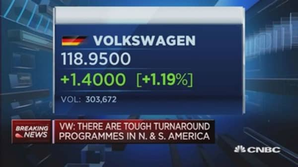 VW agrees 23,000 German job-cut deal to revive core brand