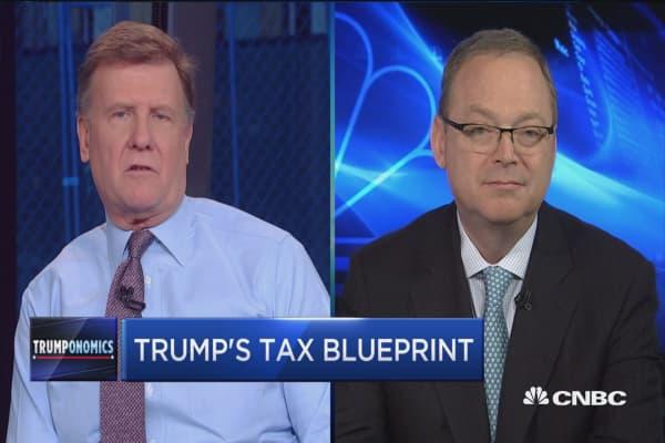 Trump's tax blueprint