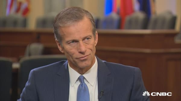Sen GOP leader warning on Russia: Be very cautious