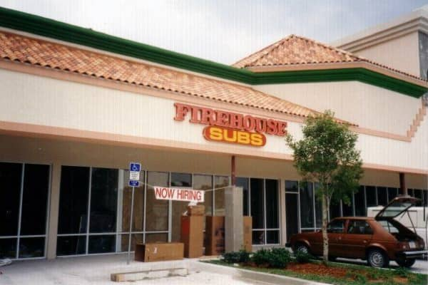 The original Firehouse Subs opened in 1994 in Jacksonville, Florida.