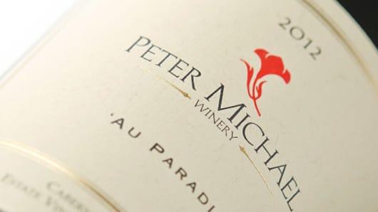 Peter Michael Cabernet Sauvignon Oakville Au Paradis