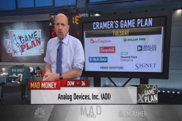 Cramer's game plan: Mitt Romney could send the market through the roof