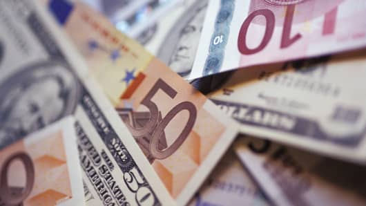 Euro Parity With Dollar Only A Matter Of Time Ing