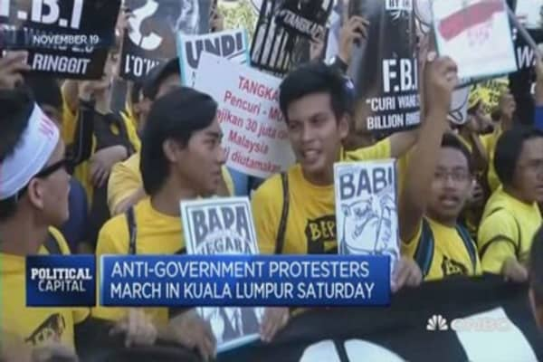 Mahathir's presence at rally a 'supreme irony': Academic