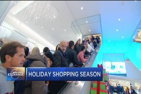 Colder weather a big win for retail?