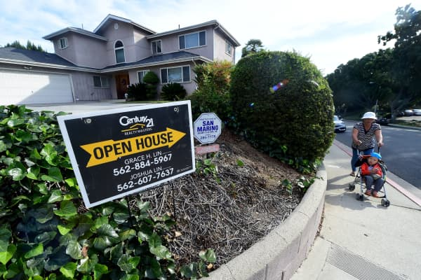 A property for sale in Monterey Park, California