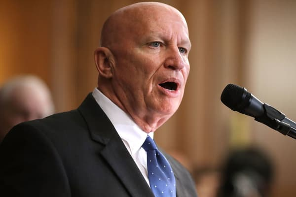 House Ways and Means Committee Chairman Kevin Brady (R-Texas).