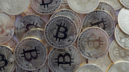 Bitcoins As The Digital Currency Climbed To Highest Levels Since Early November