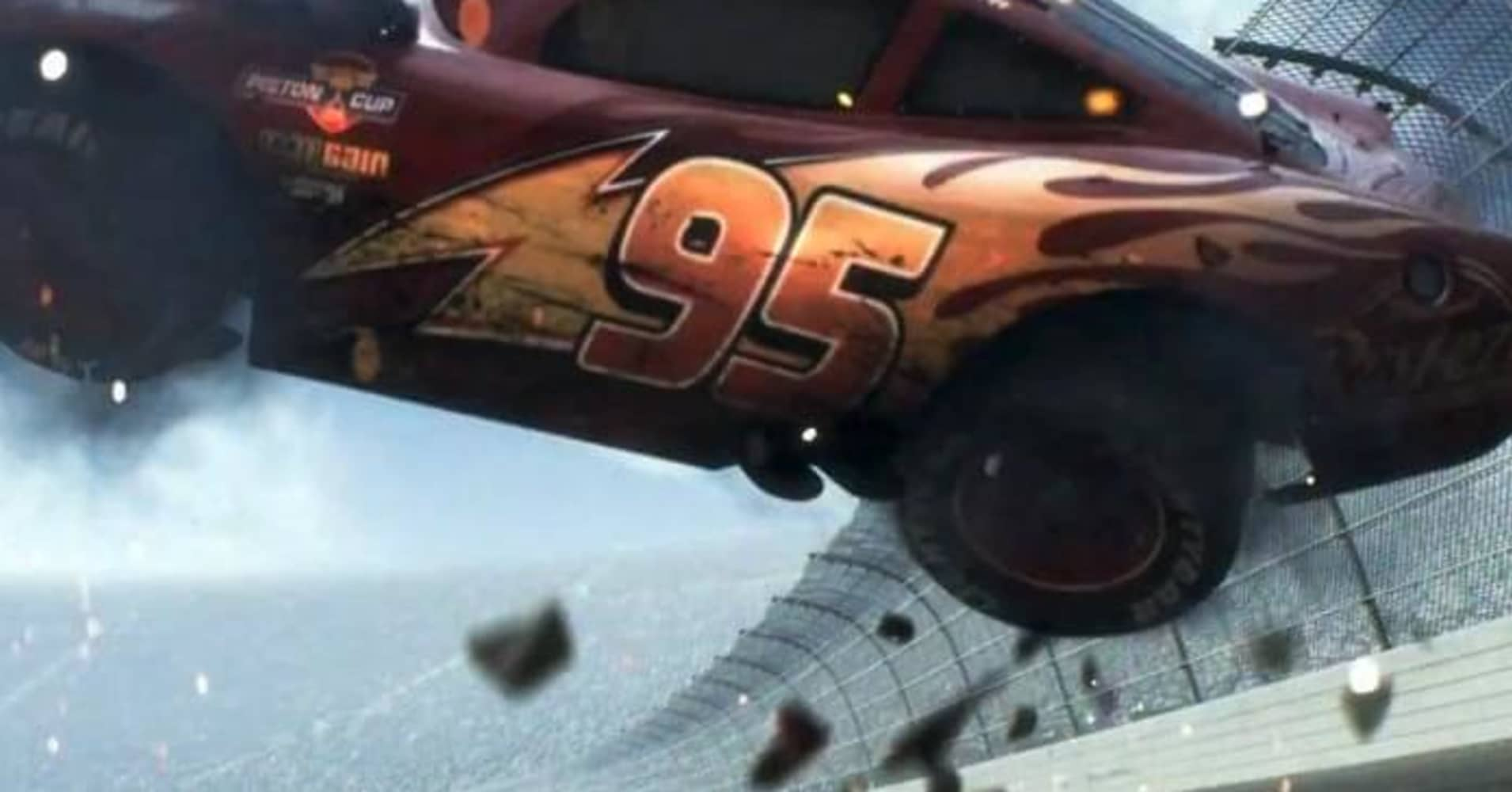 A Dark Heart Pounding Cars 3 Trailer Signals Attempt To