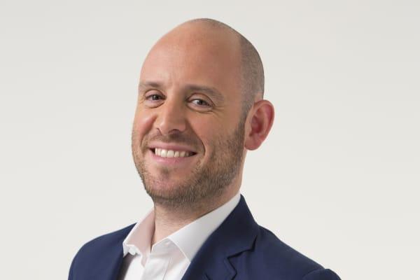 Richard Moross, CEO of MOO