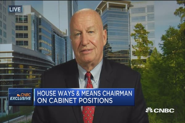 House Ways & Means chairman on Trump's tax plan