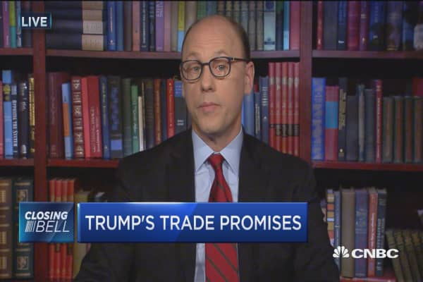 Gold on Trump's trade plans: Trump doesn't have leverage to execute