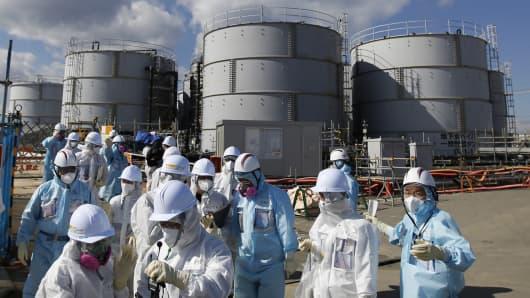 Risultati immagini per fukushima radiation