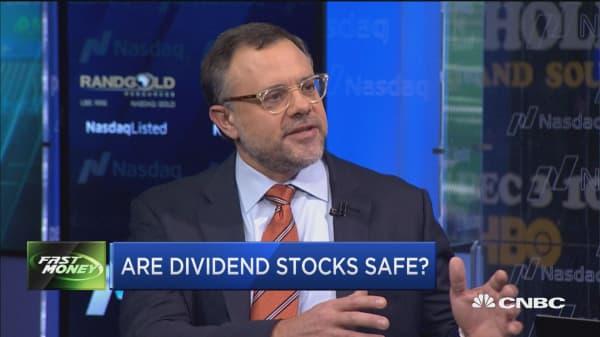Are dividend stocks safe?