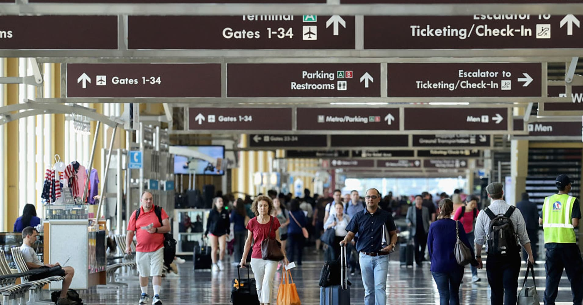 cd4abb82c More people are traveling for Thanksgiving this year than they have in  nearly a decade